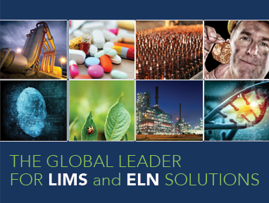 Laboratory Information Management Software from LabWare - LIMS and ELN
